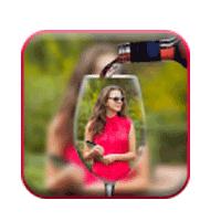 PIP Camera Photo Editor 1.6 مجموعه قاب تصاویر برای اندروید