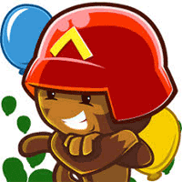 Bloons TD Battles 4.9.1 بازی جنگ میمون ها برای موبایل