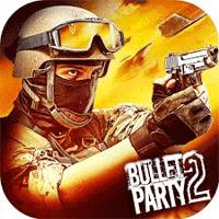 Bullet Party CS 2 GO STRIKE 1.2.5 بازی شبیه کانتر برای موبایل