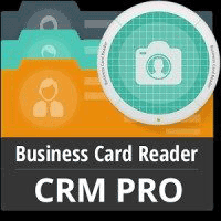 Business Card Reader CRM 1.1.12 برنامه ذخیره اطلاعات کارت برای اندروید