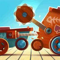 CATS Crash Arena Turbo Stars 2.8 بازی نبرد گربه های استثنایی برای موبایل