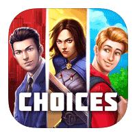 Choices Stories You Play 2.3.1 بازی دخترانه برای موبایل