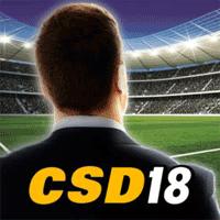 Club Soccer Director 2018 2.0.8d بازی مدیر باشگاه فوتبال برای موبایل
