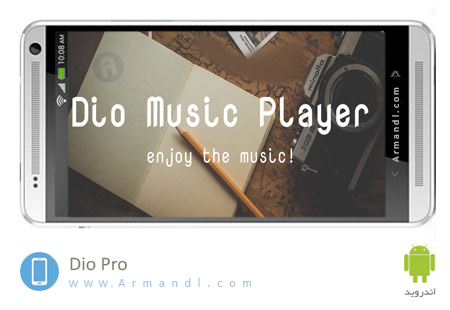 Dio Pro Music Player