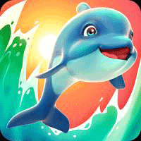Dolphy Dash Adventure in Water World 1.0.8 بازی شنای دلفین برای موبایل