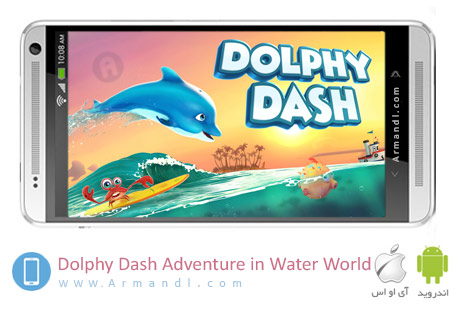 Dolphy Dash Adventure in Water World