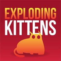 Exploding Kittens Official 3.3.1 بازی گربه های انفجاری برای موبایل