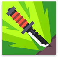 Flippy Knife 1.9.3.5 بازی چاقو پران برای موبایل