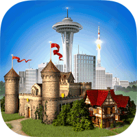 Forge of Empires 1.179.15 بازی بنای امپراطوری برای موبایل
