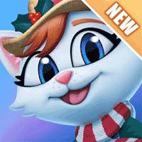 Kitty City Kitty Cat Farm Simulation Game 17.000 بازی مزرعه داری برای موبایل