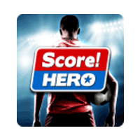 Score Hero 2.25 بازی فوتبال امتیاز قهرمانی برای موبایل
