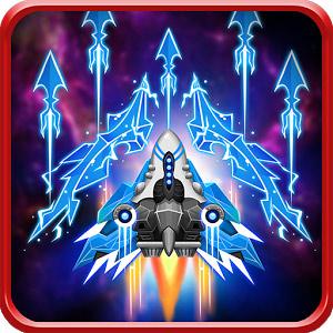 Space Shooter Galaxy Shooting 1.356 بازی تیرانداز فضایی برای اندروید