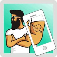 Text Tattoo photo editor 1.15 ابزار تتو روی تصاویر برای اندروید