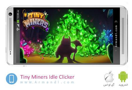 Tiny Miners Idle Clicker