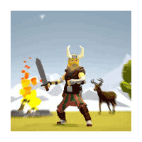 Viking Village 8.0.6 بازی دهکده وایکینگ ها برای موبایل