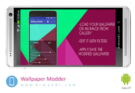 Wallpaper Modder Pro Wallpaper Editor Setter Saver