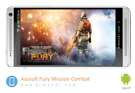 Assault Fury Mission Combat