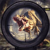 Best Sniper Shooting Hunter 3D 1.08 بازی شکارچی دایناسورها برای اندروید