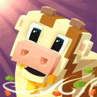 Blocky Farm 1.1.43 بازی مزرعه داری چارخانه ای برای موبایل