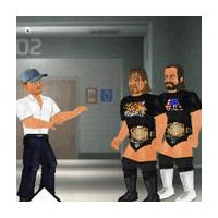 Booking Revolution Wrestling 1.920 بازی مسابقات کشتی کج برای اندروید