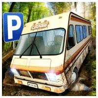 Camper Van Truck Simulator 1.0 بازی ون تفرجگاه برای اندروید