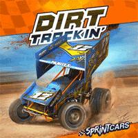 Dirt Trackin Sprint Cars 3.0.15 بازی ماشین سواری برای موبایل
