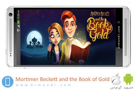 Mortimer Beckett and the Book of Gold