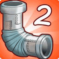 Plumber 2 1.6.1 بازی پازل لوله کش 2 برای موبایل