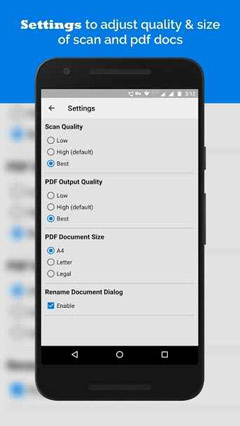 scan to pdf network scanner