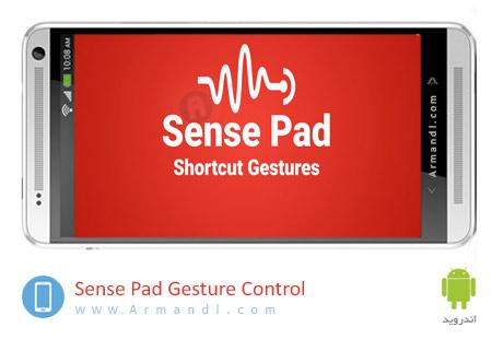 Sense Pad Gesture Control