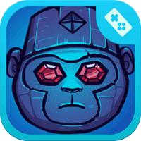 The Monkey Pit Island 1.1.1 بازی جزیره میمون ها برای موبایل