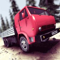 Truck Driver crazy road 2.0.06 بازی رانندگی کامیون برای اندروید