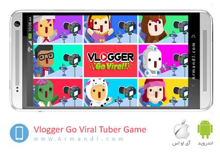 Vlogger Go Viral Tuber Game