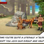 Wrecked Island Survival Sim