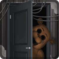 Animatronic Horror Doors 1.4 بازی ترسناک درها برای اندروید