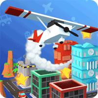 Arcade Plane 3D 0.1.1 بازی پرواز سه بعدی هواپیما برای موبایل