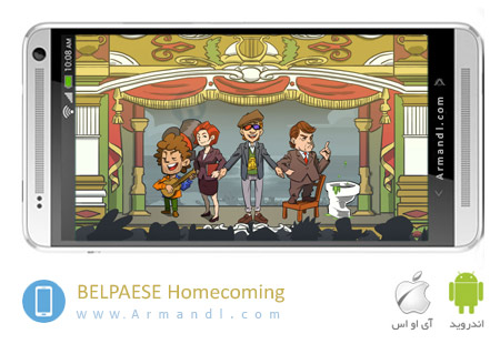 BELPAESE Homecoming