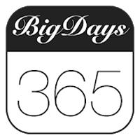 Big Days Pro Event Countdown 1.6.6 برنامه شمارش معکوس برای اندروید