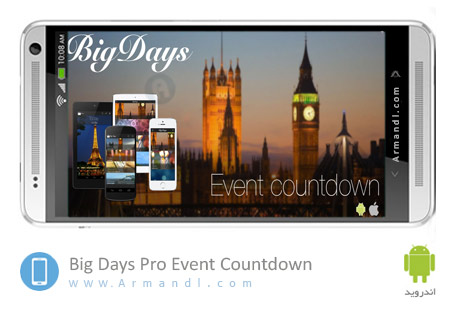 Big Days Pro Event Countdown