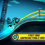 Bike Race Game Traffic Rider Of Neon City