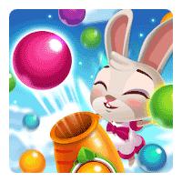 Bunny Pop 6.0.2 بازی ترکاندن حباب ها برای موبایل