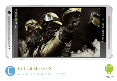 Critical Strike CS Counter Terrorist Online FPS