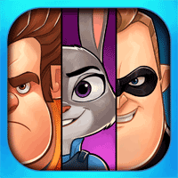 Disney Heroes Battle Mode 1.0.1 بازی نبرد قهرمانان دیزنی برای موبایل