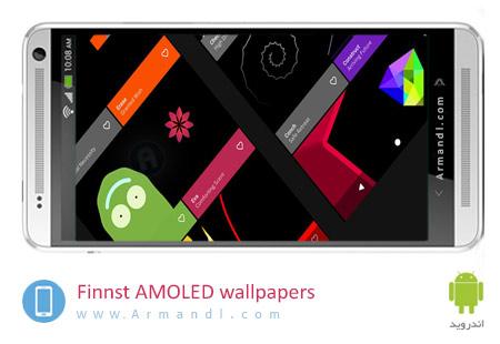 Finnst AMOLED wallpapers