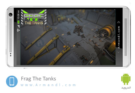 Frag The Tanks