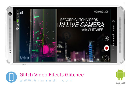 Glitch Video Effects Glitchee