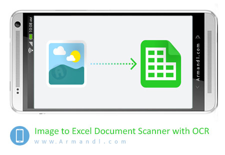 Image to Excel Document Scanner with OCR