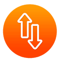 Internet Speed Meter 1.0 ابزار نمایش سرعت اینترنت برای اندروید