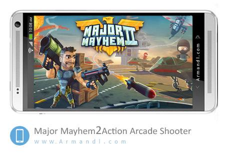 Major Mayhem 2 Action Arcade Shooter