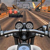 Moto Rider GO Highway Traffic 1.17 بازی موتور سواری در اتوبان برای موبایل